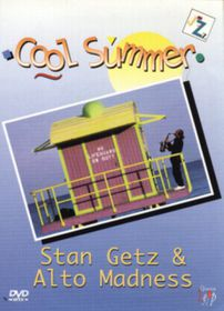 Cool Summer Jazz-Stan Getz - (Import DVD)