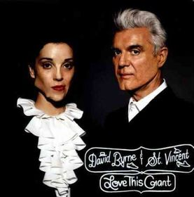 David Byrne & St Vincent - Love This Giant (CD)