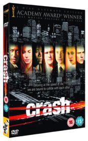 Crash Dir.Cut (Sandra Bullock) (2 Discs -) - (Import DVD)