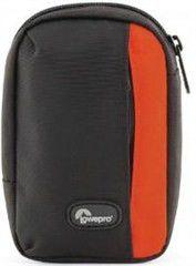 Lowepro Newport 10 Camera Bag Black and Red