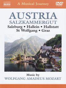 Mozart:Musical Journey Austria - (Region 1 Import DVD)