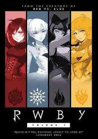 Rwby - (Region 1 Import DVD)