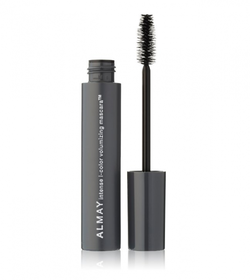 Almany Intense I-Colour Volumizing Midnight Mascara for Hazel Eyes