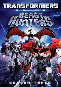 Transformers Prime:Season 3 - (Region 1 Import DVD)