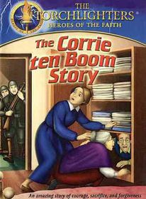 Torchlighters: Corrie Ten Boom Story - (Region 1 Import DVD)