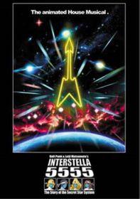 Daft Punk - Interstella 5555 - (Import DVD)