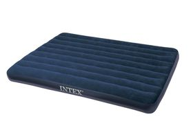 Intex Classic Downy Air Mattress Queen Sized