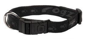Rogz - Alpinist 25mm Dog Collar - Black