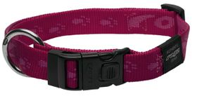 Rogz - Alpinist 25mm Dog Collar - Pink