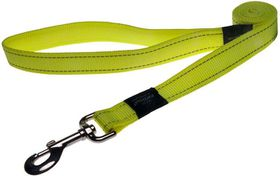 Rogz - Utility 20mm Fixed Dog Lead - Yellow