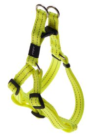 Rogz - Utility 16mm Step-in Harness - Yellow