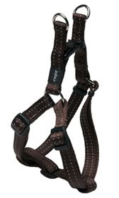 Rogz - Utility 11mm Step-in Harness - Brown