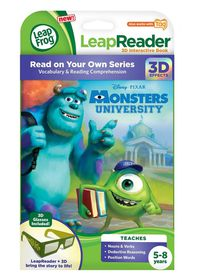 Leapfrog Tag - Monster Universirty