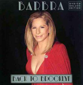 Streisand Barbra - Back To Brooklyn (DVD + CD)