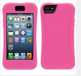 Griffin Survivor Slim Case For iPhone 5 - Pink