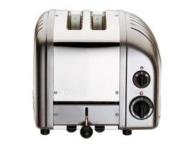 Dualit - 2 Slice Classic Toaster - Metallic Charcoal