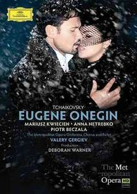 Tchaikovsky:Eugene Onegin - (Region 1 Import DVD)