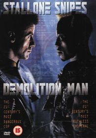 Demolition Man - (DVD)