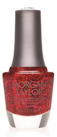 Morgan Taylor Nail Lacquer - Rare As Rubies (15ml)