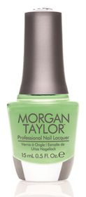 Morgan Taylor Nail Lacquer - Supreme In Green (15ml)