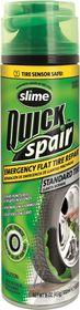 Slime - Quick Spair Emergency Flat Tyre Repair Canister - 453g