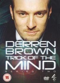 Derren Brown: Trick of the Mind - Series 2 - (Import DVD)