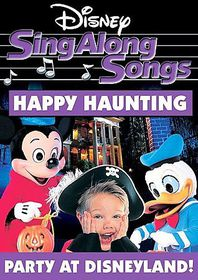 Sing Along Songs:Happy Haunting - (Region 1 Import DVD)