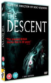 The Descent (1 Disc Edition) - (Import DVD)
