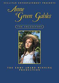 Anne of Green Gables Trilogy Box Set (Region 1 Import DVD)