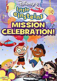 Disney's Little Einsteins: Mission Celebration! - (Region 1 Import DVD)
