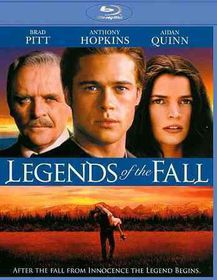 Legends of the Fall - (Region A Import Blu-ray Disc)