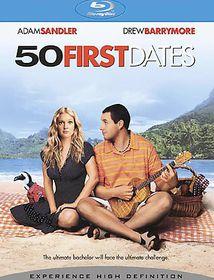 50 First Dates - (Region A Import Blu-ray Disc)