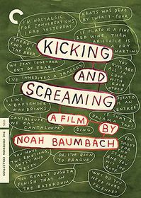 Kicking and Screaming - (Region 1 Import DVD)