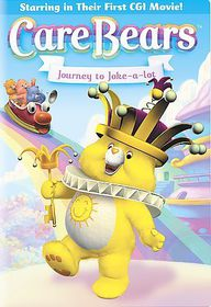 Care Bears:Journey to Joke a Lot - (Region 1 Import DVD)