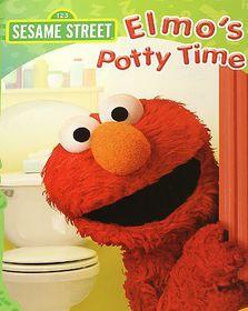 Elmo's Potty Time - (Region 1 Import DVD)