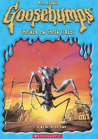 Goosebumps:Shocker on Shock Street - (Region 1 Import DVD)