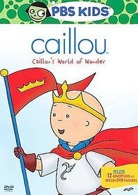 Caillou:Caillou's World of Wonder - (Region 1 Import DVD)