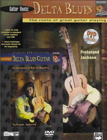Beginning Delta Blues Guitar - (Region 1 Import DVD)