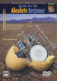 Drums for the Absolute Beginner - (Region 1 Import DVD)