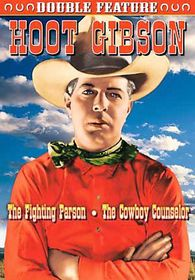 Cowboy Counselor/Fighting Parson - (Region 1 Import DVD)