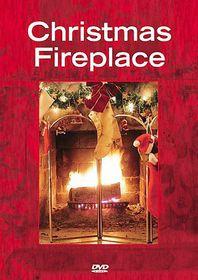 Christmas Fireplace - (Region 1 Import DVD)