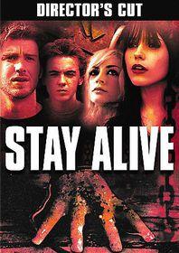 Stay Alive - (Region 1 Import DVD)