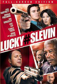 Lucky Number Slevin - (Region 1 Import DVD)