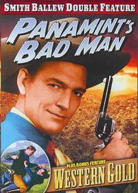 Smith Ballew: Panamint's Bad Man/Western Gold - (Region 1 Import DVD)
