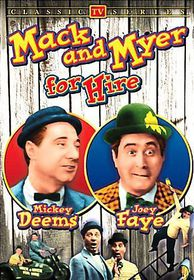 Mack & Meyer for Hire - (Region 1 Import DVD)