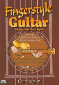 Fingerstyle Guitar - (Region 1 Import DVD)