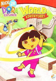 Dora the Explorer:World Adventure - (Region 1 Import DVD)