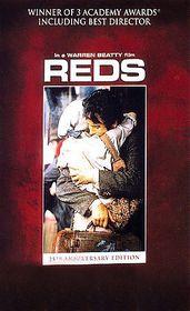 Reds:25th Anniversary Edition - (Region 1 Import DVD)