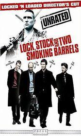 Lock, Stock and Two Smoking Barrels: Locked 'N Loaded Director's Cut - (Region 1 Import DVD)
