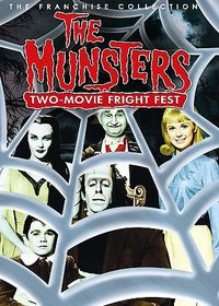 Munsters:Two Movie Fright Fest - (Region 1 Import DVD)